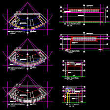 Reception Desk Cad Cad Details Joinery Reception Counter 1 Counters Pinterest