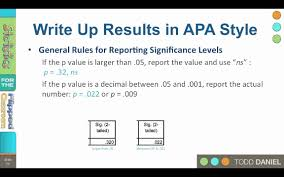 writing results section of research paper 8 10 apa style reporting statistical results youtube 8 10 apa style reporting statistical results