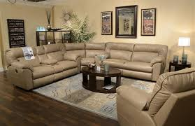 power leather recliner sofa nolan 2 piece leather power reclining sofa set by catnapper 64041 s