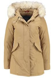women coats canadian classics fundy bay down coat light brown