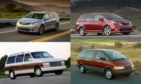 minivans then and now autonxt