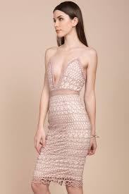 shop the venus crochet party dress blush selfie leslie