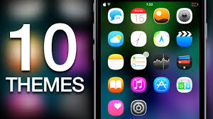 new top 10 best ios 9 ios 8 cydia winterboard themes for iphone