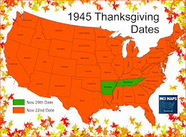 franksgiving the period from 1939 through 1941 when thanksgiving