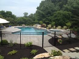 contemporary pool fencing ideas fence ideas decorative pool