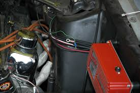 techtips installing an msd 6al ignition box