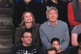 ford family renowned veteran actor harrison ford his family and