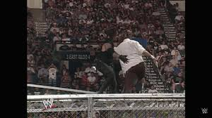 Undertaker Memes - the undertaker threw mankind off hell in a cell know your meme