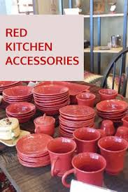 best 25 red kitchen accessories ideas on pinterest retro