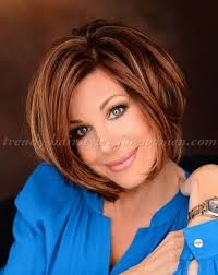 hair styles for flat fine hair for 50 year old woman short hairstyles over 50 dominique sachse bob hairstyle hair