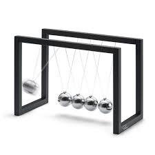 Executive Desk Toy Aliexpress Com Buy Abs Newtons Cradle Steel Balance Pendulum