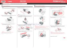canon printer manuals canon todo en uno impresora pixma mp140 manual de usuario