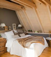 interior minimalist unique bedroom decoration ideas using rustic
