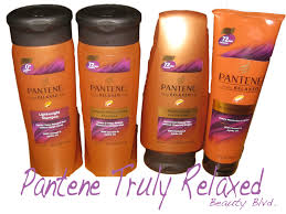 best leave in conditioner for relaxed hair new from pantene truly relaxed beauty blvd