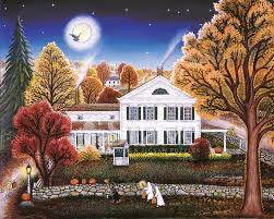 halloween jigsaw puzzles kathy jakobsen