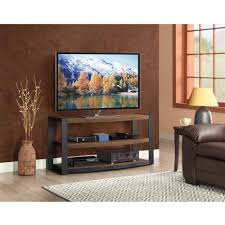 Tv Stands For Flat Screens Walmart Whalen Santa Fe 3 In 1 Tv Stand For Tvs Up To 65