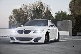 bmw m5 slammed images of bmw m5 e60 white sc