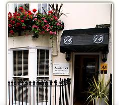 Rock Gardens Brighton Brighton Bed And Breakfast Number 14 Is A Fabulous B B Offering