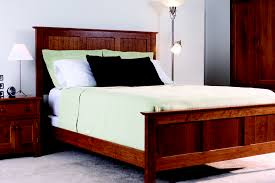 Arts And Craft Bedroom Furniture Earthly Basics Bedroom Furniture Bed Platform Arts Crafts Cherry