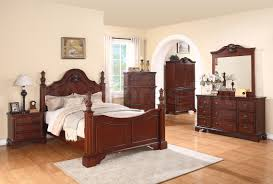 Cherry Wood Bedroom Furniture Meridian Furniture Bedroom Sets Living Room Set Loveseat