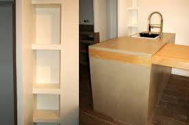 realiser une cuisine en siporex beton cellulaire avec cuisine en beton cellulaire free salle with