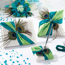 peacock wedding favors peacock bouquet bouquet