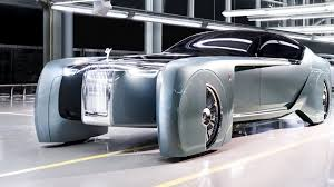 roll royce roylce official 2016 rolls royce 103ex concept youtube