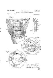 patent us2965126 automatic floor drain shut off valves google
