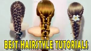 the best hairstyles amazing hairstyles tutorials compilation