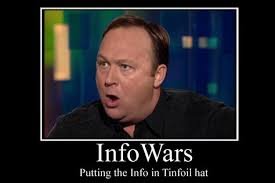 Tin Foil Hat Meme - alex jones info wars putting the info in tinfoil hat public