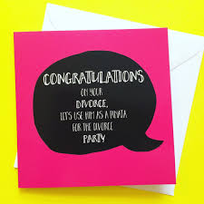 congratulations on your divorce card up card congratulations on your divorce greeting card