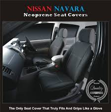 Car Seat Covers Melbourne Cheap Nissan Navara D22 D40 550 St Stx Rx Tailor Made Seat Covers New