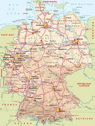 Dortmund Germany Map by Www Mappi Net Maps Of Countries Germany