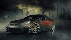 nissan 370z wallpaper hd nissan gtr r35 zombie killer wallpapers hd wallpapers