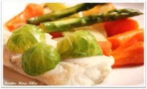 cuisiner poisson blanc la recette poisson blanc colin aux petits légumes nouveaux