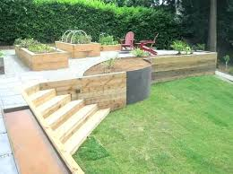 Retaining Wall Ideas For Gardens Cinder Block Retaining Wall Ideas Cinder Block Wall Ideas Garden