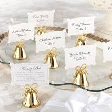 gold kissingbells place card photo holder set of 24 unique
