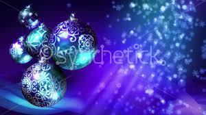 background loop blue silver purple balls