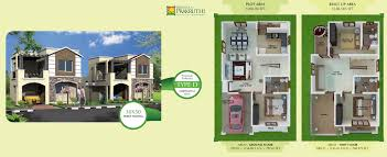 30x50 House Design by Villa In Sarjapur Residential Properties In Bangalore