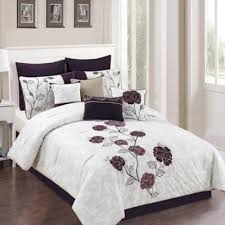 Purple And White Duvet Covers Awesome Purple Beding 16 About Remodel Black And White Duvet