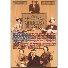 les triomphes de la country music by h williams carter family