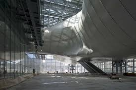 designboom italy fuksas new rome eur convention centre and hotel the cloud italy