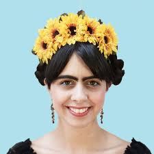 sunflower headband best sunflower headpiece products on wanelo