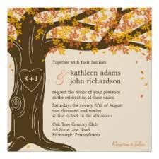 Custom Invitation Fall Wedding Invitations Rustic Country Wedding Invitations