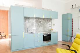 Naked Kitchen Cabinet Doors by 29 Best Blue Kitchen Cabinet Ideas