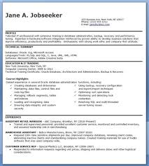 oracle database architect cover letter