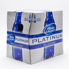 how much is a 18 pack of bud light platinum domestic beer wine and liquor delivered to your door or business