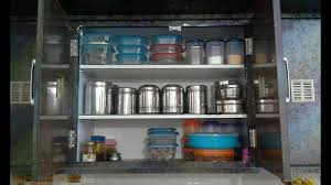 how to clean kitchen indian kitchen cabinets and containers