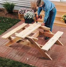 bench childs picnic bench best kids picnic table ideas childs