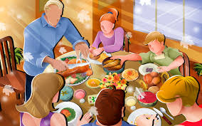 kissing family thanksgiving family bliss on thanksgiving myth or miracle us daily review